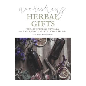 Nourishing Herbal Gifts - eBook - cover
